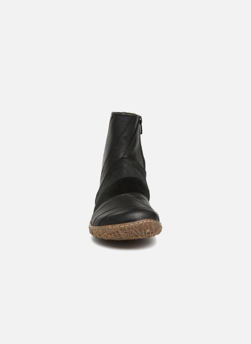 Bottines et boots El Naturalista Nido N5440 Noir vue portées chaussures