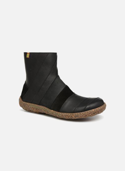 Bottines et boots El Naturalista Nido N5440 Noir vue détail/paire