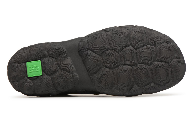 Scarpe con lacci El Naturalista Turtle N5080 Nero immagine dall'alto