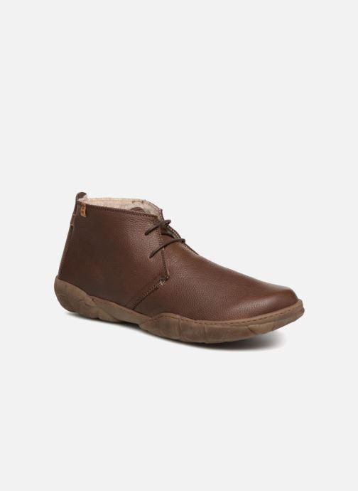 cd46628c28ea3a ... Chaussure homme · El Naturalista homme; Turtle N5086. Bottines et boots El  Naturalista Turtle N5086 Marron vue détail/paire