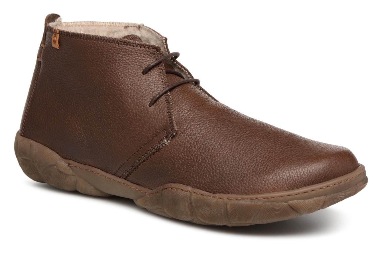 El Naturalista Turtle N5086 (Marron) - Bottines et boots en Más cómodo Spécial temps limité