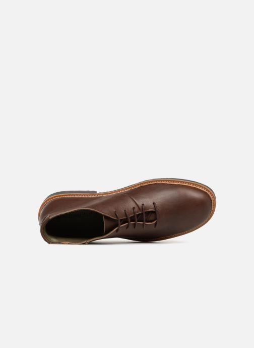 Ankle boots El Naturalista Yugen NG30 Brown view from the left