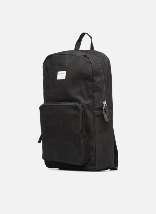 Rucksacks SANDQVIST KIM Black model view