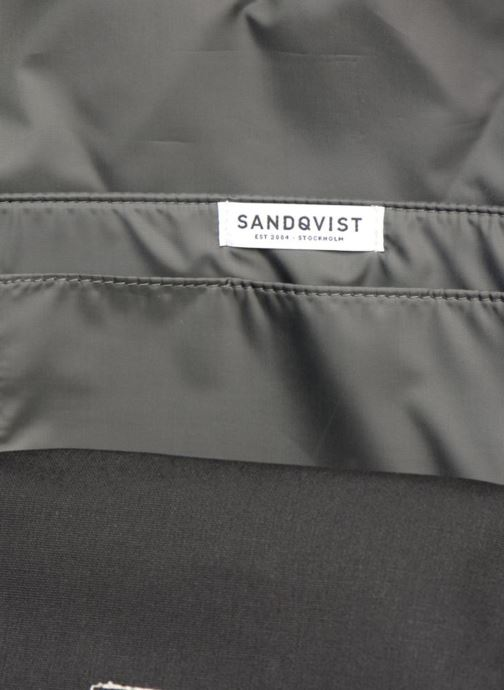 Rucksacks SANDQVIST KIM Black back view