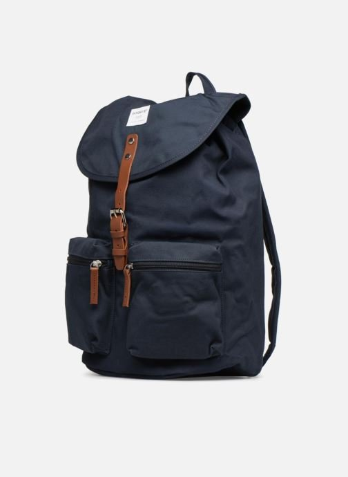 Rucksacks SANDQVIST ROALD Blue model view