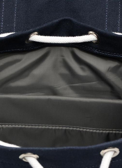 Rucksacks SANDQVIST STIG Blue back view