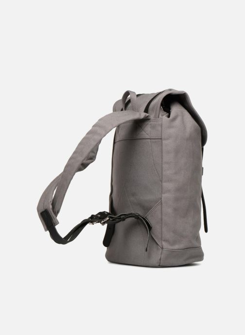Rucksacks SANDQVIST STIG Grey view from the right
