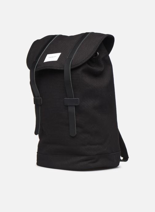 Rucksäcke SANDQVIST STIG schwarz schuhe getragen