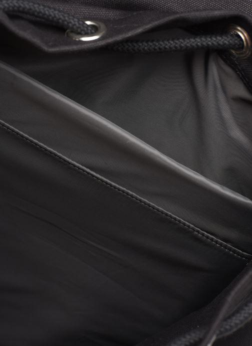 Rucksäcke SANDQVIST STIG schwarz ansicht von hinten