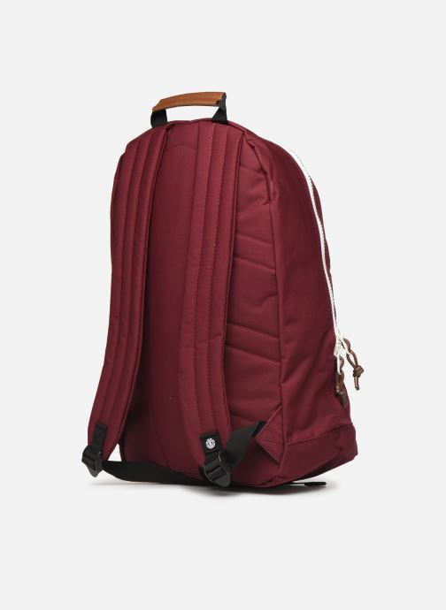 Rucksacks Element CAMDEN BPK Red view from the right
