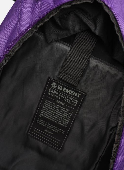 Zaini Element MOHAVE BPK Viola immagine posteriore