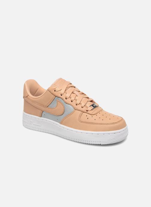 buy online 7f352 94767 Nike W Air Force 1 '07 Se Prm (Beige) - Sneakers chez Sarenza (331465)