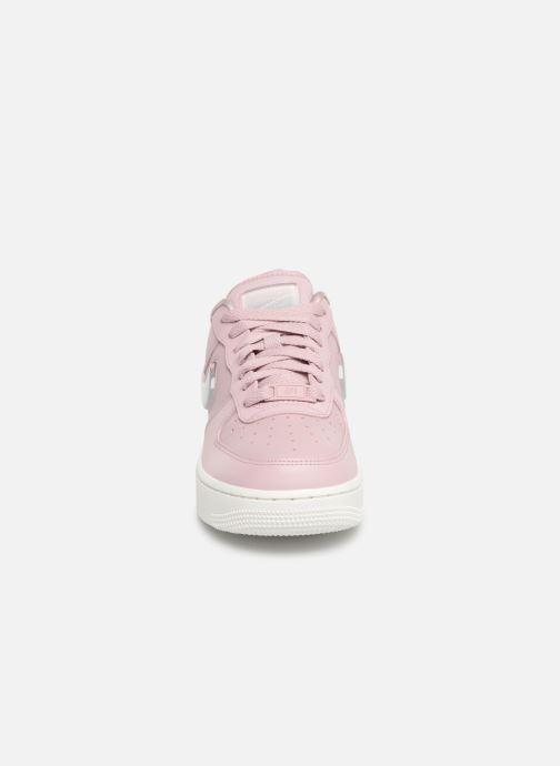 Baskets Nike W Air Force 1 '07 Se Prm Violet vue portées chaussures