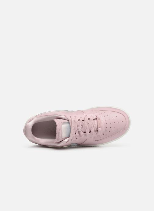 Sneaker Nike W Air Force 1 '07 Se Prm lila ansicht von links