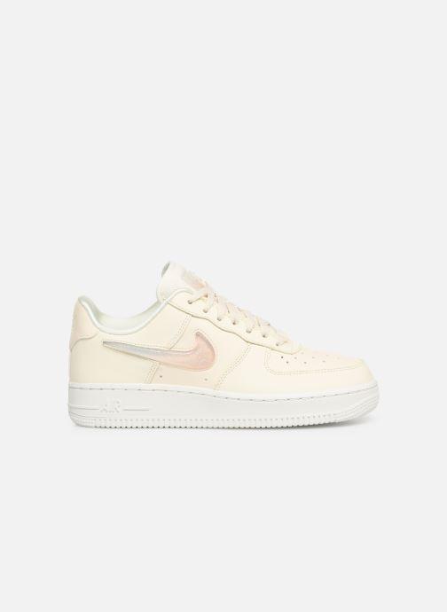Sneaker Nike W Air Force 1 '07 Se Prm weiß ansicht von hinten