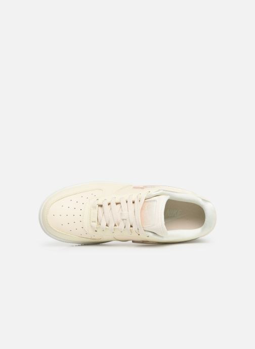 Sneaker Nike W Air Force 1 '07 Se Prm weiß ansicht von links