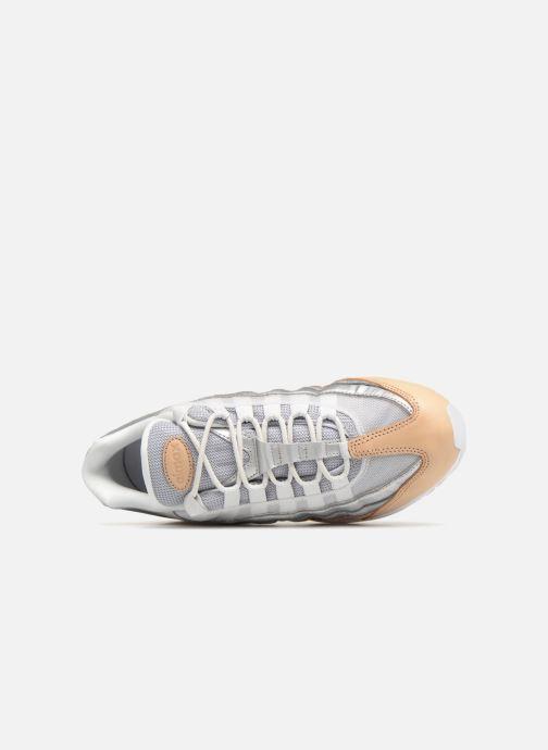 Baskets Nike Wmns Air Max 95 Se Prm Gris vue gauche