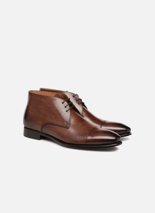 Bottines et boots Marvin&Co Luxe Danow - Cousu Blake Marron vue 3/4