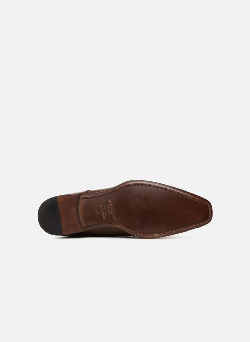 Bottines et boots Marvin&Co Luxe Danow - Cousu Blake Marron vue haut