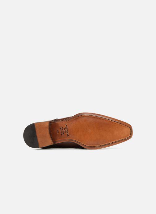 Zapatos con cordones Marvin&Co Luxe Dariton - Cousu Blake Marrón vista de arriba