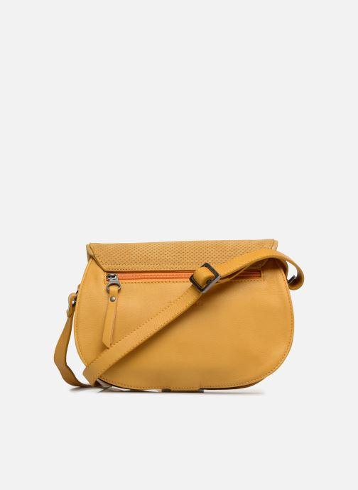 Handtassen Sabrina LUCE Geel voorkant