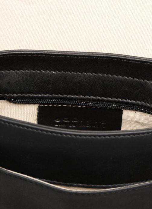 Handtaschen Sabrina LUCE schwarz ansicht von hinten