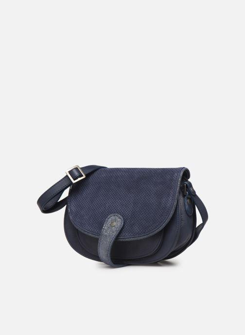 Bolsos de mano Sabrina LUCE Azul vista del modelo