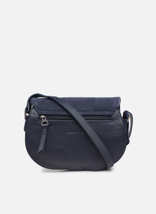 Bolsos de mano Sabrina LUCE Azul vista de frente