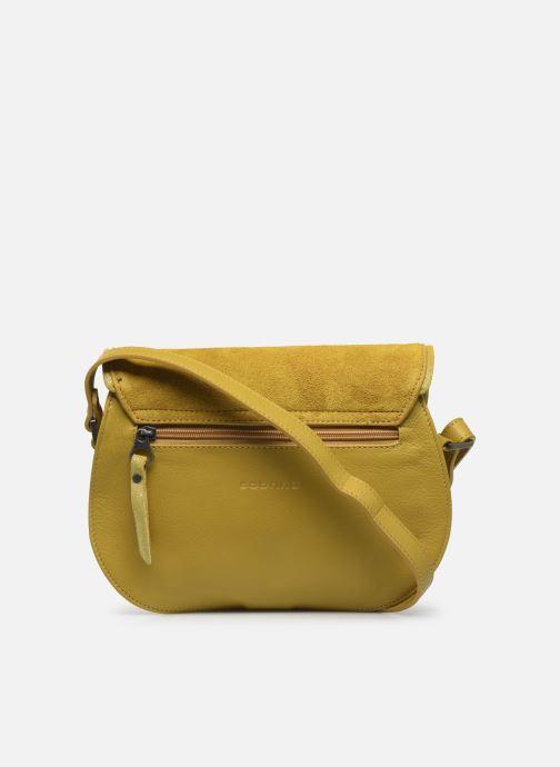Håndtasker Sabrina LUCE Gul se forfra