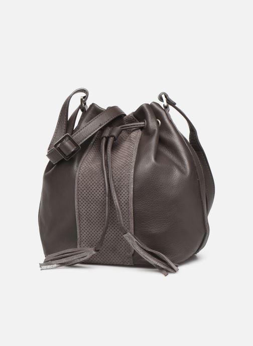 Handbags Sabrina ASTRID Grey model view