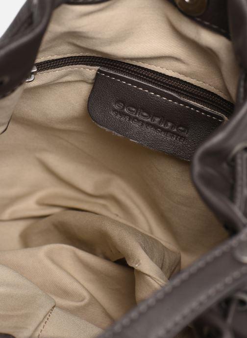 Handbags Sabrina ASTRID Grey back view