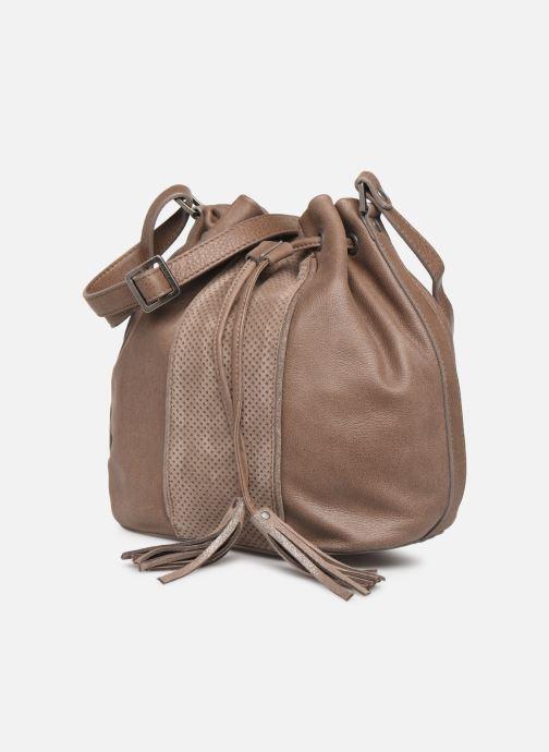 Handväskor Sabrina ASTRID Brun bild av skorna på