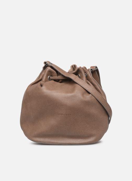 Handväskor Sabrina ASTRID Brun bild från framsidan