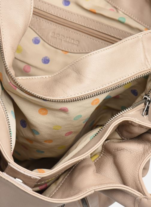 Handtassen Sabrina LAETITIA Beige achterkant