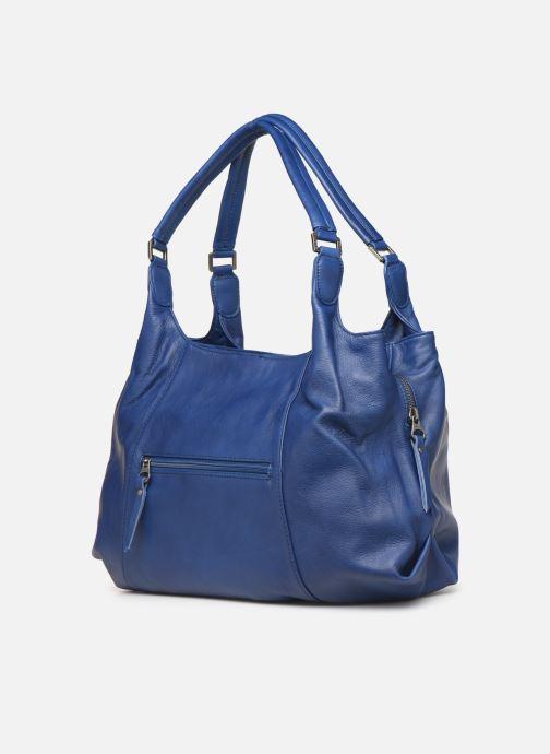 Handtassen Sabrina LAETITIA Blauw rechts