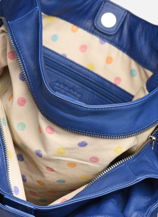 Handtassen Sabrina LAETITIA Blauw achterkant