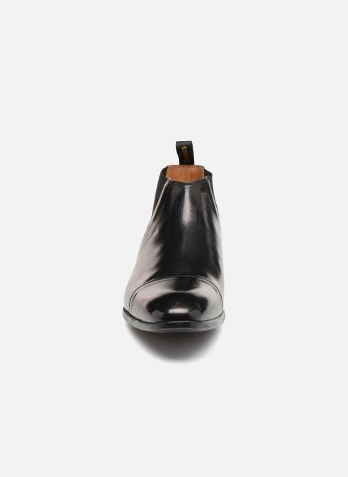 Bottines et boots Doucal's ORSON Noir vue portées chaussures