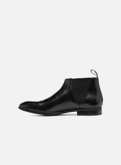 Bottines et boots Doucal's ORSON Noir vue face