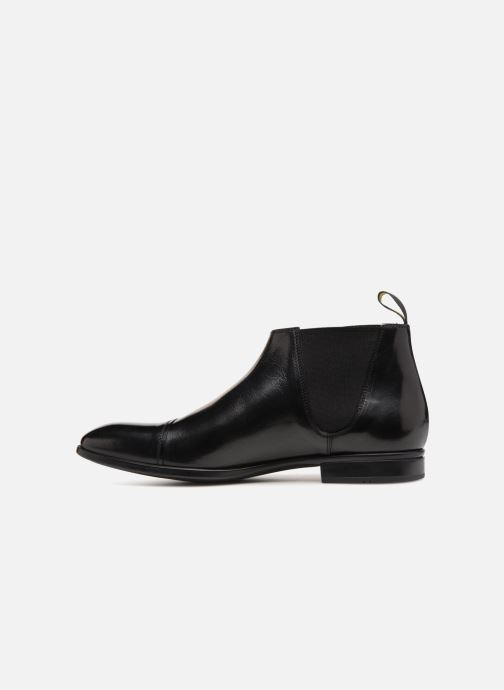 Bottines et boots Doucal's ORSON Noir vue face