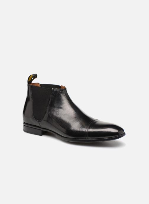 Bottines et boots Doucal's ORSON Noir vue détail/paire