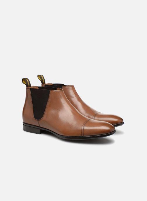 Bottines et boots Doucal's ORSON Marron vue 3/4