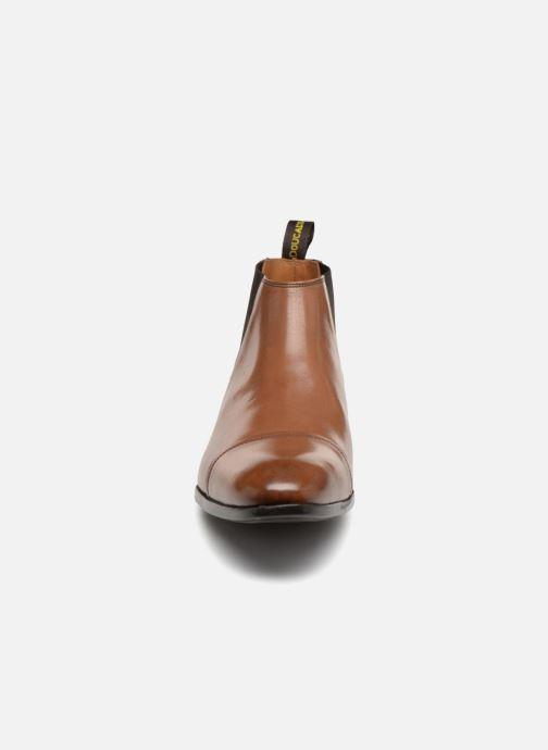 Bottines et boots Doucal's ORSON Marron vue portées chaussures