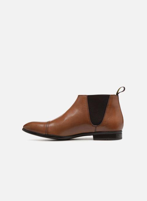 Bottines et boots Doucal's ORSON Marron vue face