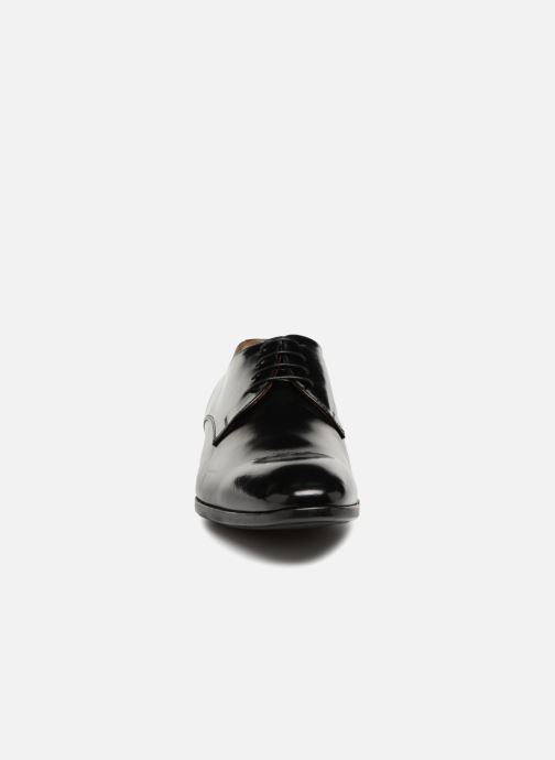 Lace-up shoes Doucal's LUCCA Black model view