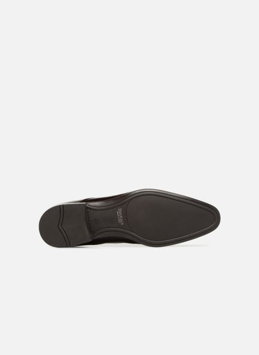Zapatos con cordones Doucal's LUCCA Marrón vista de arriba