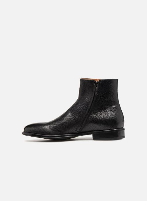 Bottines et boots Doucal's LUIGI Noir vue face