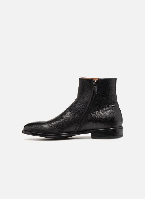 Bottines et boots Doucal's LUIGI Noir vue face