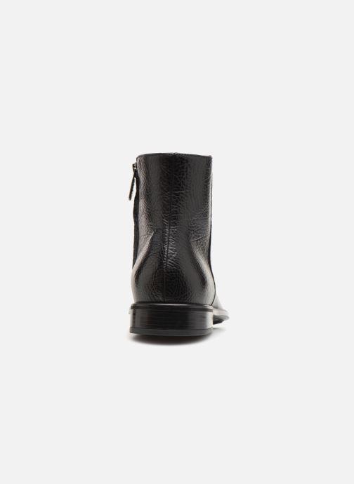Bottines et boots Doucal's LUIGI Noir vue droite
