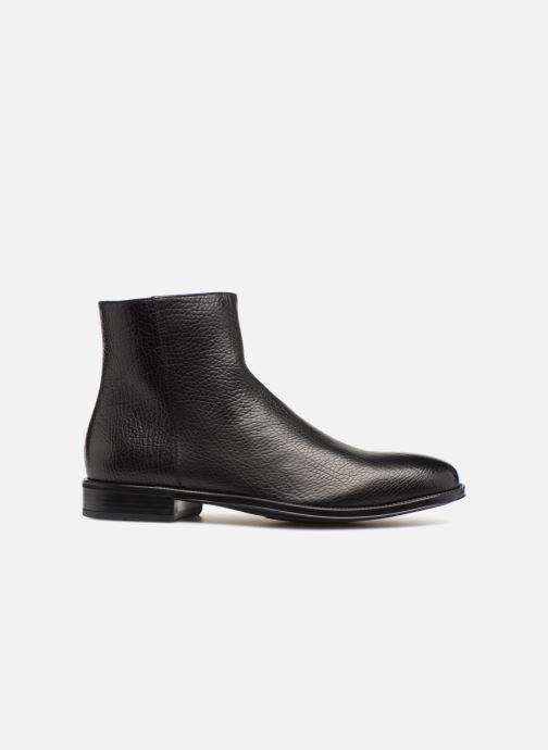 Bottines et boots Doucal's LUIGI Noir vue derrière