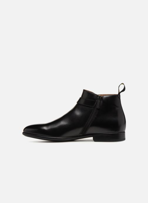 Ankle boots Doucal's LEO Black front view
